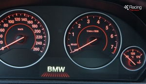 BMW F30 320i chiptuning instrument