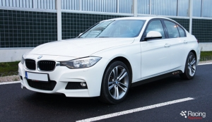 BMW F30 320i chiptuning side