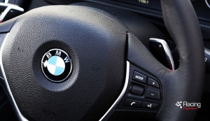 BMW F30 320i chiptuning paddles