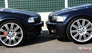 BMW E46 328i turbo vs e46 M3 supercharged