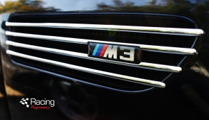 BMW E46 M3 ESS Supercharger badge