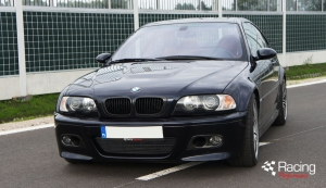 BMW E46 M3 ESS Supercharger front view